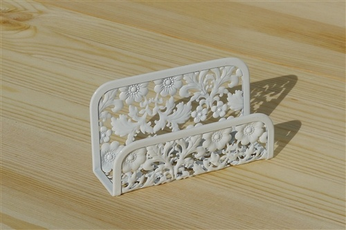 Unique business card holder office stuff pinterest for Unusual business card holders