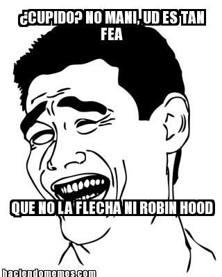 Ni Robin Hood.