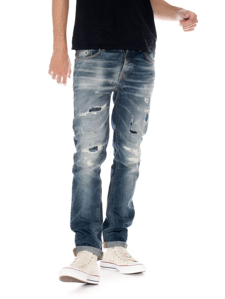 Grim Tim David Replica - Nudie Jeans