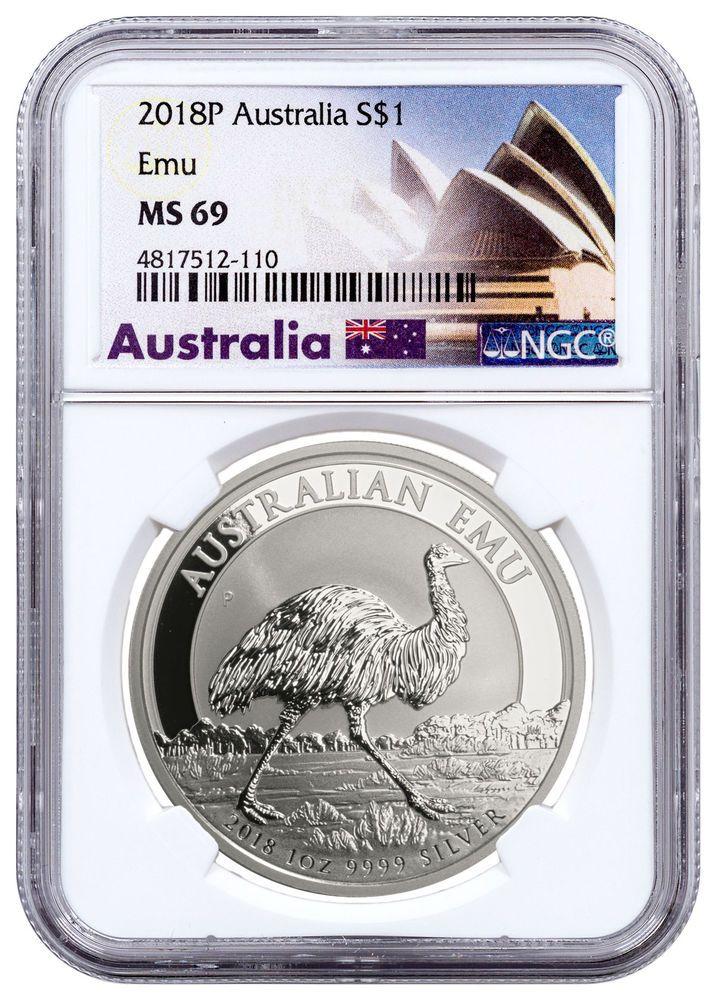 Pin By Black River Bullion On Black River Bullion 1 Oz Gold Coin Ngc Silver Swan