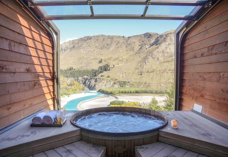 Onsen Hot Pools: Luxury Retreat Queenstown