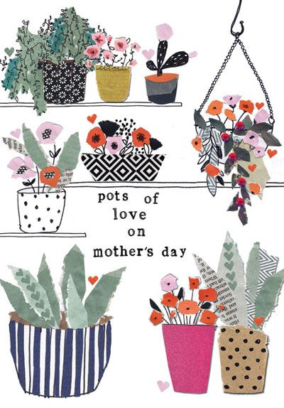 print & pattern: MOTHERS DAY