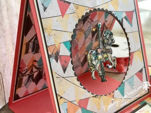 Cupcakes and Carousels, Stampin' Up!