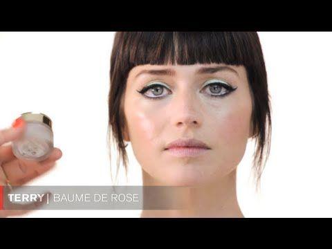 MTV Movie Awards - Daring Karlie Kloss Makeup Look by Celebrity Make Up Artist Monika Blunder - YouTube