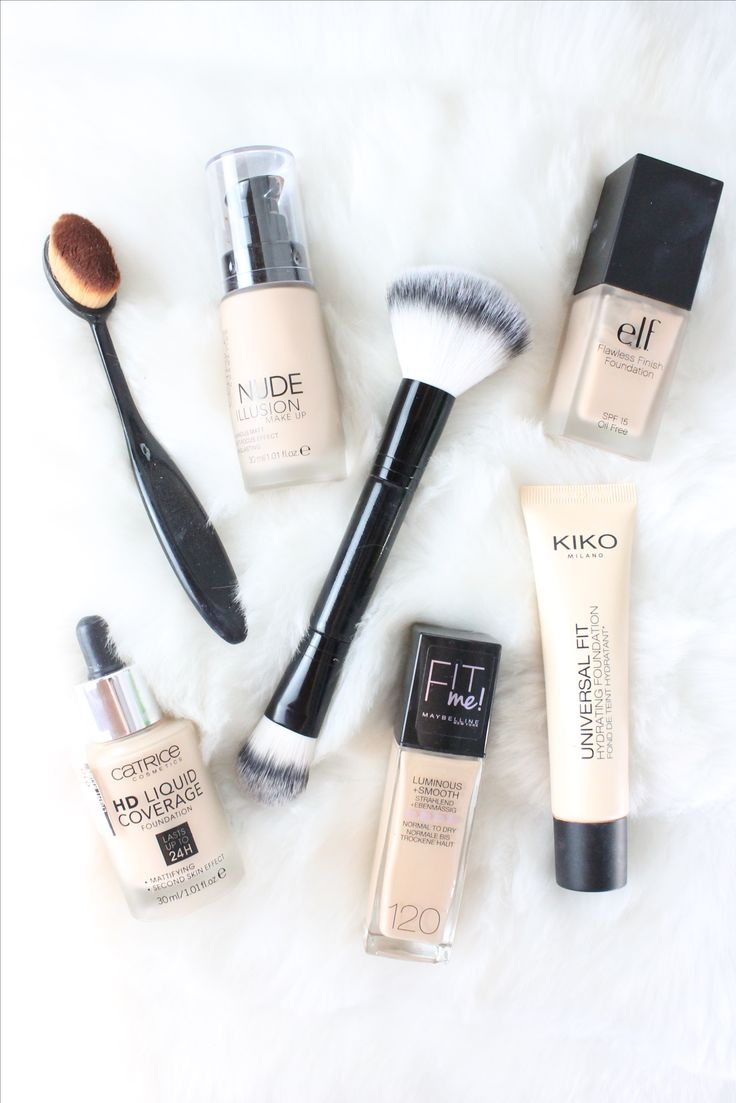 Top 5 Foundation für trockene Haut + Pflegetipps – Beauty