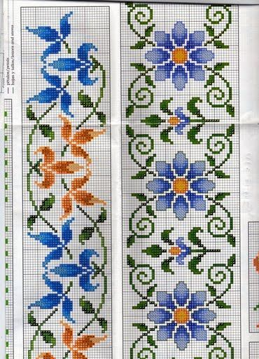 Flower Borders - Majida Awashreh - Веб-альбомы Picasa