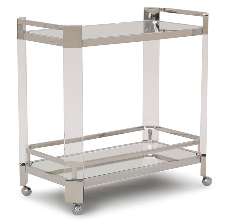 MELROSE BAR CART<BR>[available online and in stores]