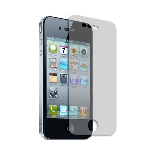 70% Off was $19.99, now is $5.95! amFilm (TM) Premium Screen Protector Film Clear (Invisible) for Apple iphone 4S (3 Pack + 3 Bonus Back Films) + Free Shipping