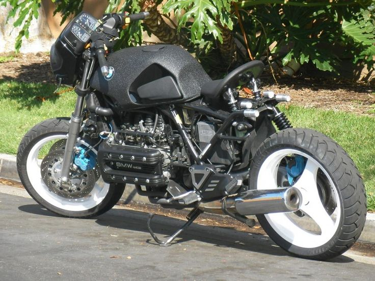 1984 BMW K100 Custom Built Cafe Racer Show Quality Motorcycle