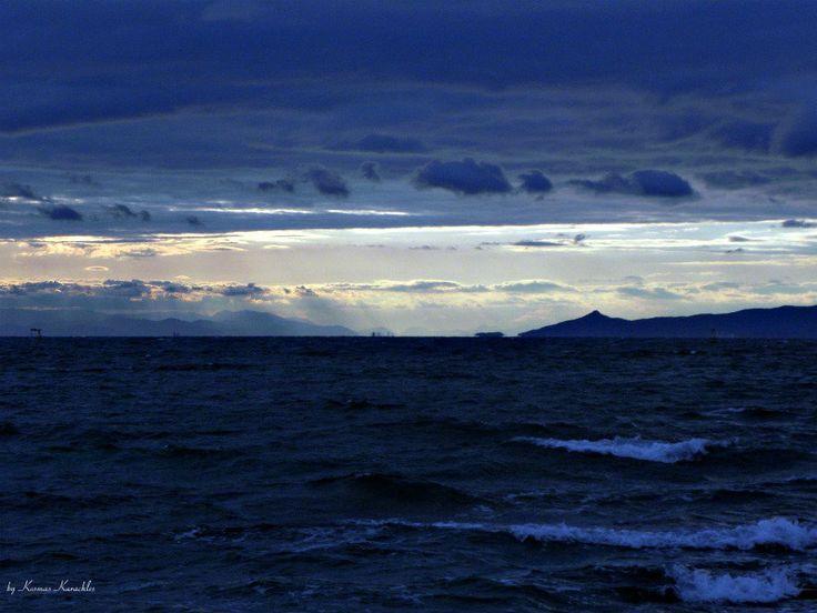 Sunset by Kosmas Karachles on 500px