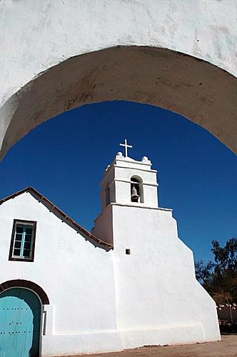 San Pedro de Atacama, Regió d'Antofagasta, Xile