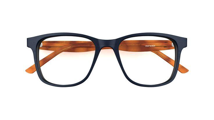 Cheap Monday glasses - WASTED MONDAY