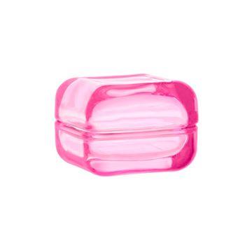 iittala Vitriini Box-60x60 mm Pale Pink