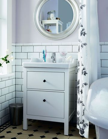 60 best salle du0027eau images on Pinterest Bathroom, Small dining and