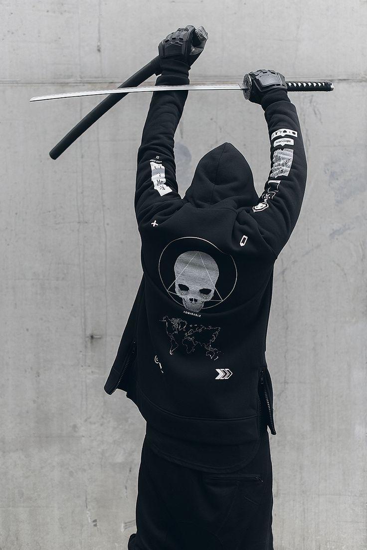 Moda ninja.