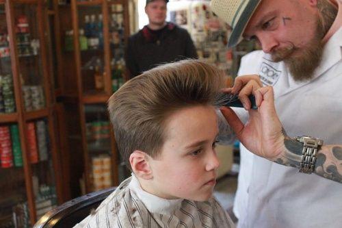 Pin On Burt S Barber Shop