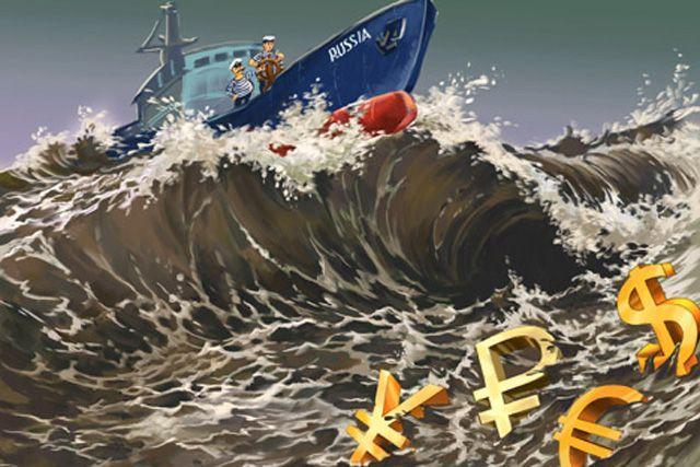 Öl ist auf dem Rohstoffmarkt derzeit so billig wie nie. Der russische Staatshaushalt hat deshalb mit massiven Einnahmeverlusten aus dem Energieexport zu kämpfen. Der Ökonom Konstantin Korischenko m…