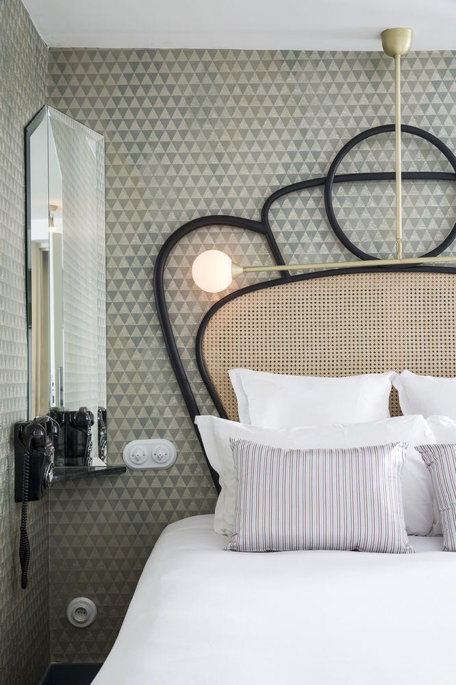 photos of hotel panache a recently renovated elegant hotel in central paris near the grands boulevards and the galeries lafayette department store