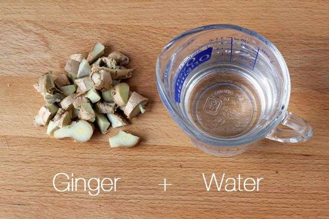 Drink Ginger Water to Slim Down Your Midsection and Thighs (And Enjoy a Few…