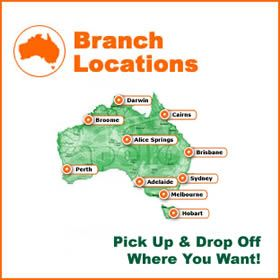 Campervan hire in Australia and New Zealand, Specialising in backpacker campers and motorhome rentals plus 4WD bush campers and Car hire.