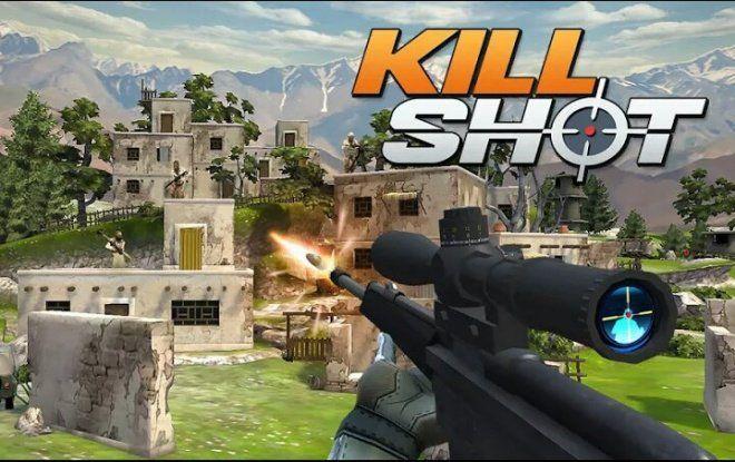 Loja M.M Acessórios e Cia: Kill Shot:
