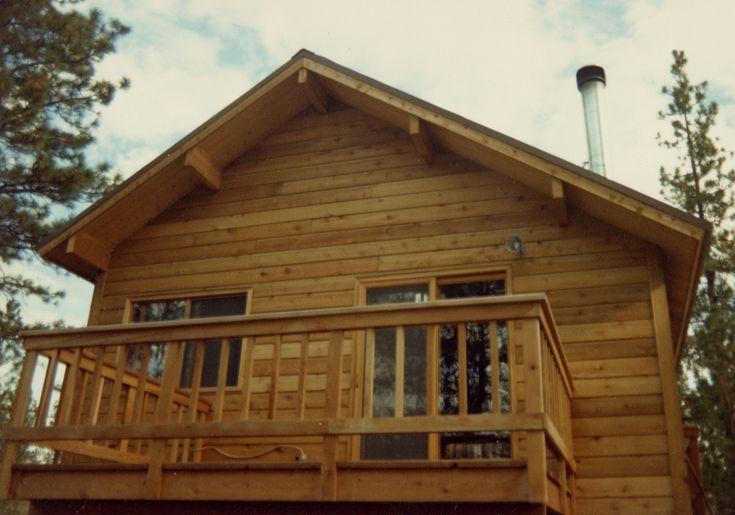 wood house siding | house displaying WRC tongue and groove siding