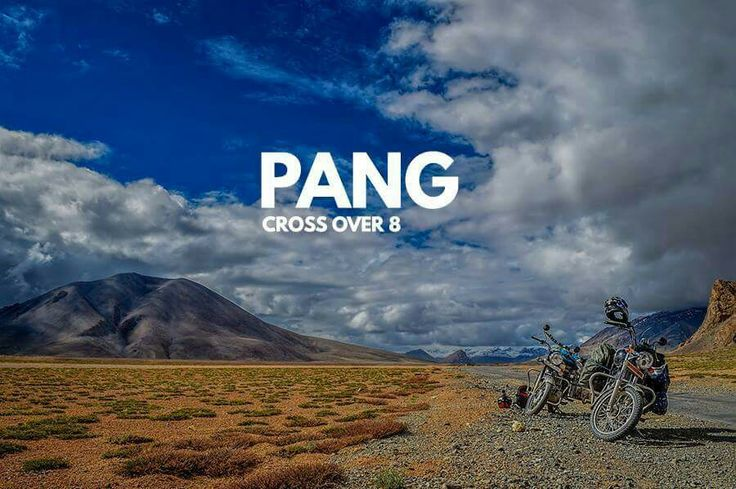 Pang Pang is an useful halt on Manali Leh highway. Basic tented accommodation and food available in the many tea houses on the river bed.