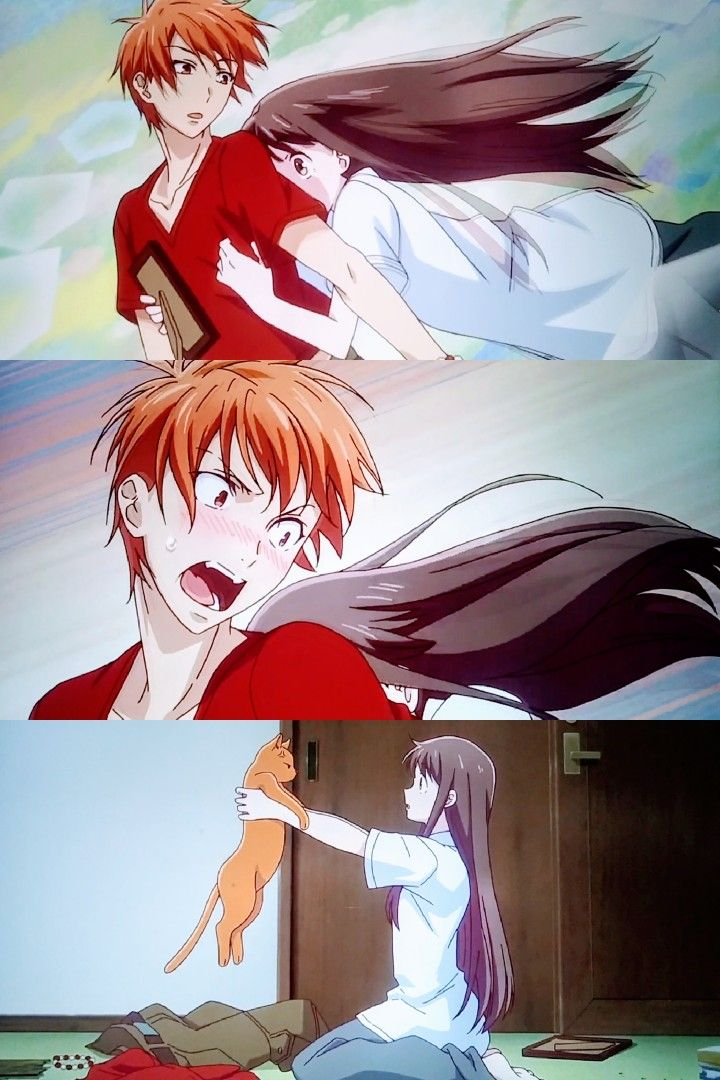 fav anime of all time. no other can compare. kyoxtohru
