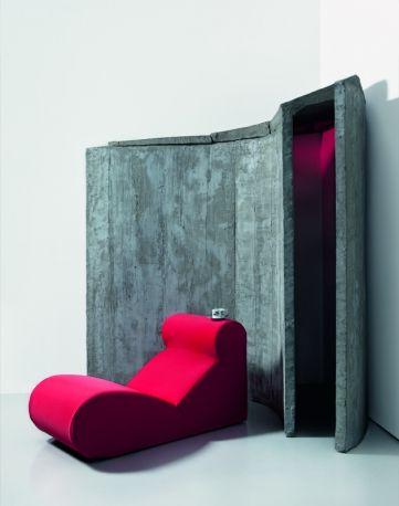 ARFLEX - Marie Cleire Maison - Boborelax design Cini Boeri