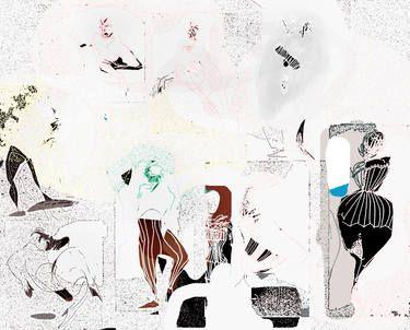 "Saatchi Art Artist Ioana Serban; New Media, ""Levantine"" #art"