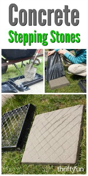 This is a guide about making concrete stepping stones. Making your own stepping stones is a fun project and a way to create unique stones…