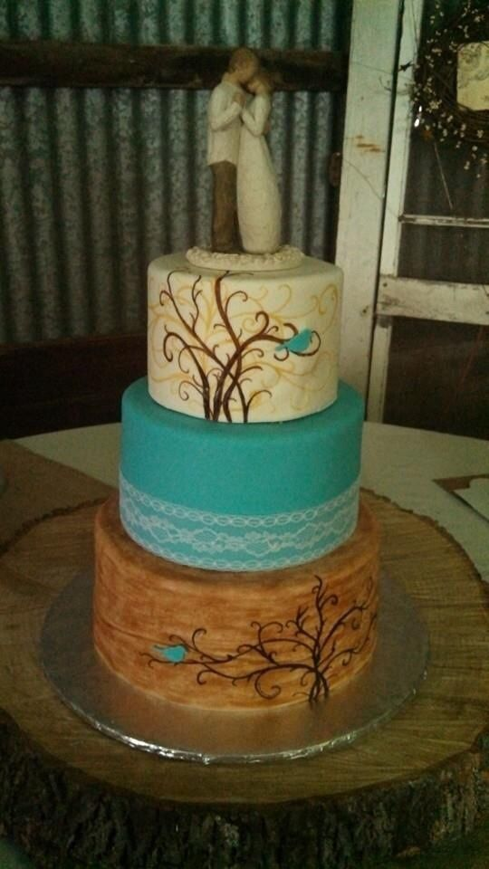 willow tree wedding cake willow tree wedding cake cakesbysugarmamas 27491