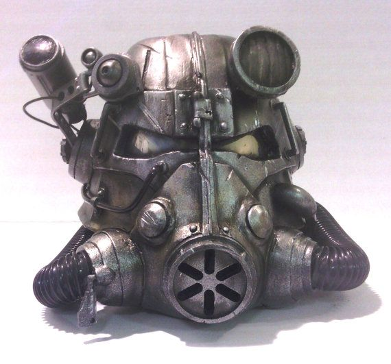 Fallout 3 Brotherhood of Steel T45d Fiberglass by JunkPunkStudios, $379.00