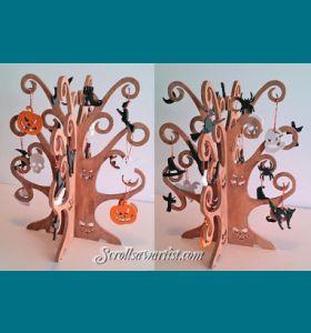 Scroll Saw Patterns :: Holidays :: Halloween -