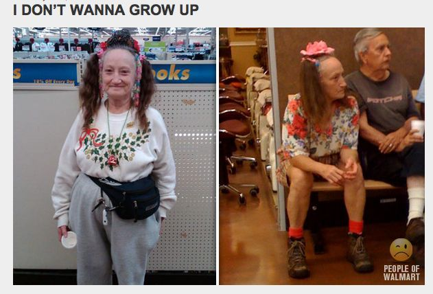 people of walmart | People of Walmart | babybloomr FOLLOW THIS BOARD FOR GR8 PICS OF CRAZY WALMART PEOPLE DAILY..