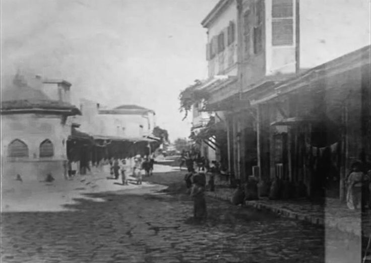 Heraklion - Kalokerinou street, Chania gate