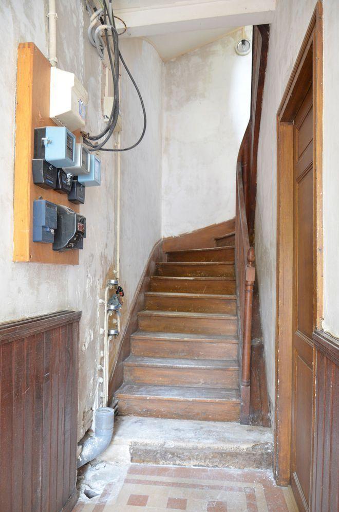 les 25 meilleures id es de la cat gorie repeindre escalier sur pinterest id e pour repeindre. Black Bedroom Furniture Sets. Home Design Ideas