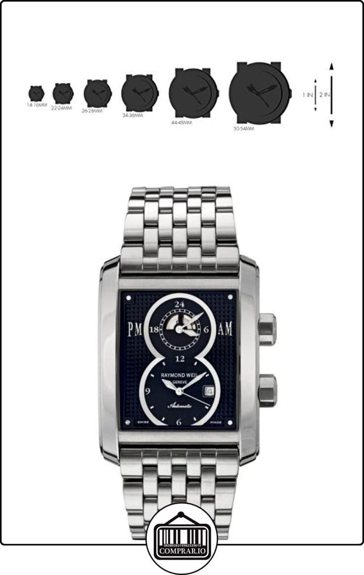 RAYMOND WEIL 4888-ST-20001 DON GIOVANNI RELOJ HOMBRE AUTOMATICO  ✿ Relojes para hombre - (Lujo) ✿