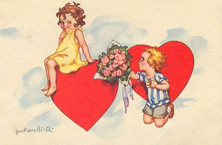 Смешные картинки к дне святого валентина