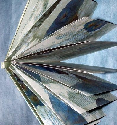concertina binding