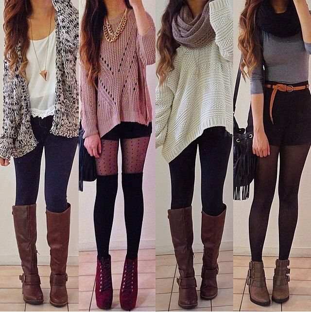 I am in love with all. Two of them wouldn't be allowed to be worn to class, BUT ITS SO CUTE!!!