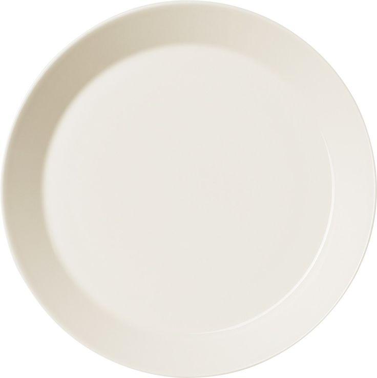 Iittala - Teema Lautanen 26 cm valkoinen