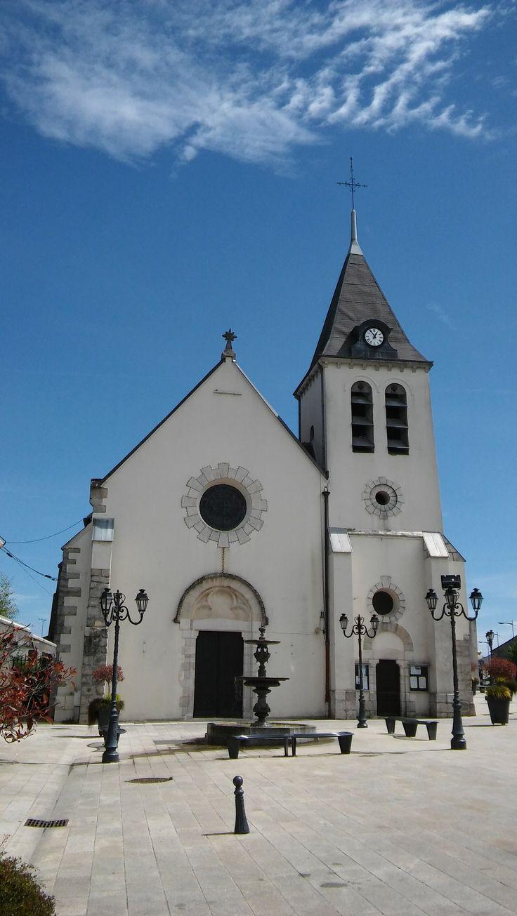 Eglise Saint-Pierre - Ozoir la Ferriere