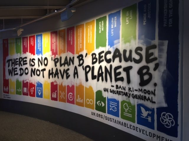 Great Initiative by Question Science Centre Canberra in order to promote the Sustainable Development Goals. #GlobalGoals