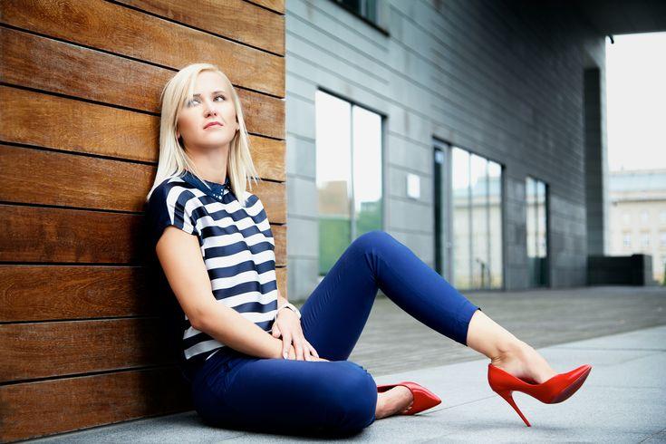 Sesja (nie)biznesowa Marty • AIM-Studio | Fotograf Wrocław