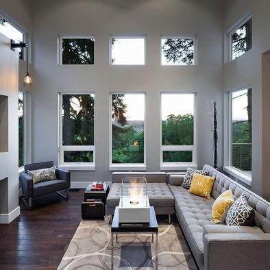 Modern Living Room Window Design 22 best windows images on pinterest | architecture, window design