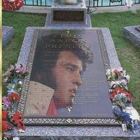 "( 2015 IN MEMORY OF ★ † ♪♫♪♪ ELVIS PRESLEY ) ★ † ♪♫♪♪ Elvis Aaron Presley - Tuesday, January 08, 1935 - 5' 11¾"" - Tupelo, Mississippi, U.S. Died; Tuesday, August 16, 1977 (aged of 42) Memphis, Tennessee, USA. Cause of death: (cardiac arrhythmia) ★ Priscilla Ann Wagner - Thursday, May 24, 1945 - Tupelo, Mississipi, USA. (m.1967; div.1973) ★ Lisa Marie Presley - Thursday, February 01, 1968 - Memphis, Tennessee, USA."