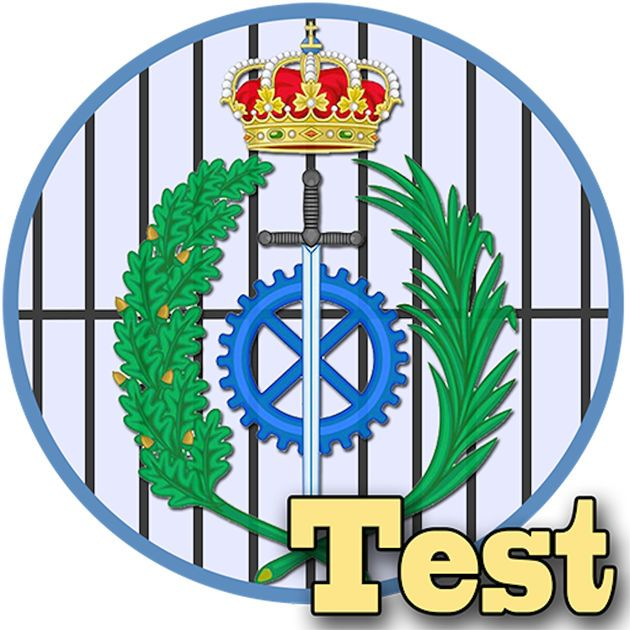#NEW #iOS #APP TestOpos Instituciones Penitenciarias - Raul Lopez Marchena