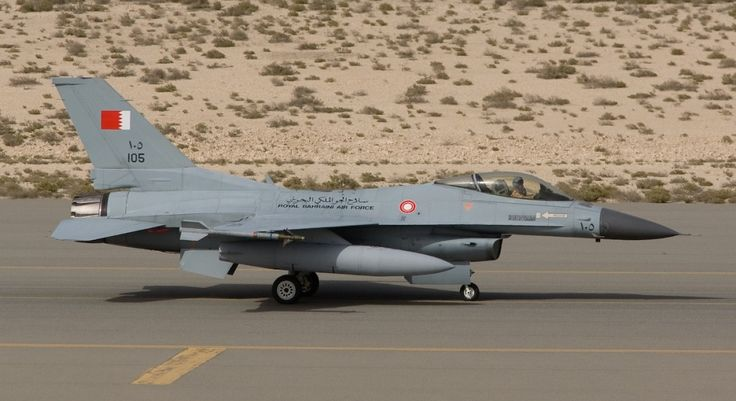 © RBAF - A F-16C Block 40 of the Royal Air Force of Bahrain. At present, the Royal Air Force of Bahrain (RBAF) has a fleet of 20 F-16C / D Block 40 aircraft, which are located within the 1st and 2nd Tactical Fighter Squadon, the south of the kingdom.   But this fleet is about to expand, since in a Foreign Military Sale (FMS) note issued on September 08, 2017, the Defense Security Cooperation Agency (DSCA) agreed to the sale of nineteen F-16V Viper, the latest from Lockheed Martin.