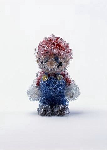 "Nawa Kohei ""PixCellated"" sculptures (6) #art #pixcellated #nawakohei"